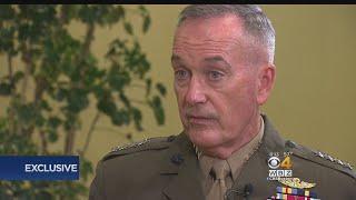 Exclusive: Gen. Dunford On Space Force, Transgender Troops