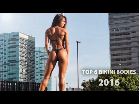 Best Bikini  Bodies of 2016 ✶TOP 6✶