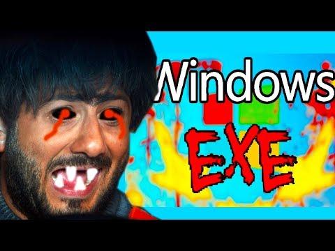 ГАЛУСТЯН.EXE + WINDOWS.EXE !