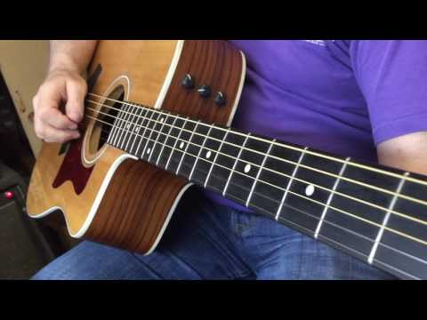 Taylor 210ce gets a complete setup at Pace Guitar Repair