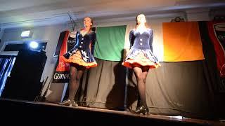 y2mate com   Irish traditional dancing by jannet and lerrata doing a Irish folk dance 1080p