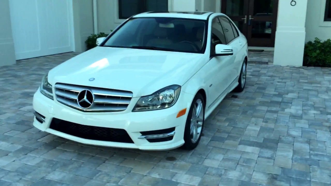 2012 Mercedes Benz C250 Sport Sedan For Sale By Auto