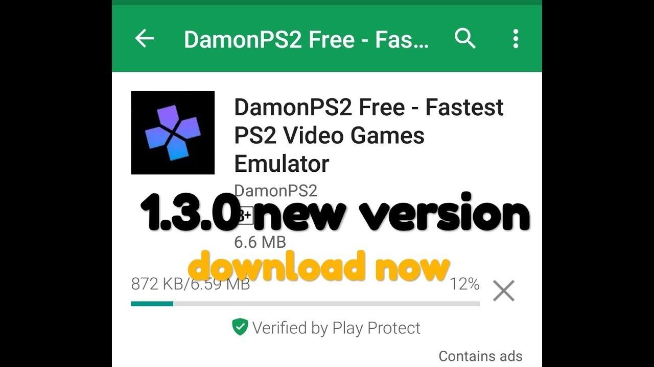 damon ps2 pro - fastest ps2 video games emulator