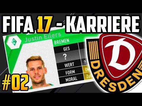 WUNSCHLISTE und JUGENDARBEIT - FIFA 17 Dynamo Dresden Karriere: Lets Play #02