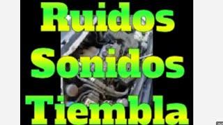 Reconocer ruidos del soporte de Motor o transmisión