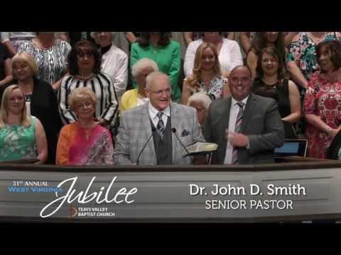 """2017 WV JUBILEE - Sunday AM #2 - CT Townsend - """"You Can Run, But You Can't Hide"""""""