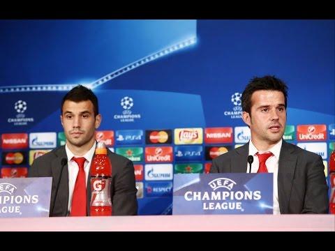 Συνέντευξη Τύπου (Μπάγερν-Ολυμπιακός) / Press Conference (FC Bayern Munich-Olympiacos)