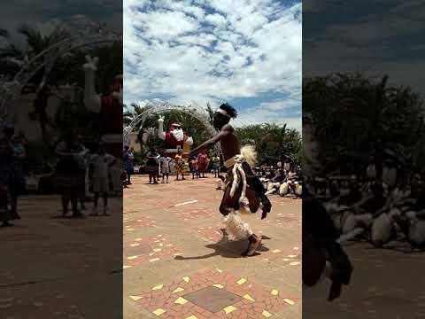 Zulu dance Ushaka 2017 / 1
