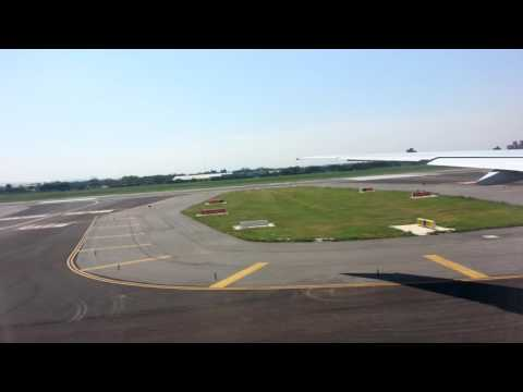EVA Air Boeing 777-300ER take-off from Taiwan Int'l Airport