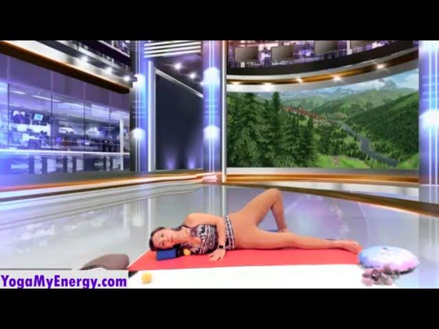 Yin Yoga for Tired shoulder, neck and back