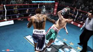 Fight Night Champion Bare Knuckles Knockdowns And Ko Montage Part 2