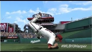 Washington Nationals VS Chicago Cubs MLB 13 The Show EP11