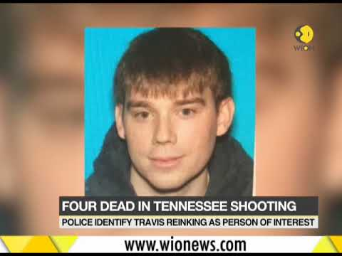 Gunman shoots and kills four in Tennessee, USA; 3 injured in early morning shootout