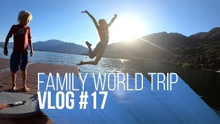 FAMILY WORLD TRIP VLOG#17 | EUROPEAN FINALE