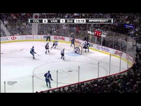 Vancouver Canucks - All Goals 2011-12 Regular Season