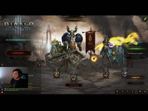 Diablo 3 | Season 6 | BOSS MODE Conquest | #86 EU
