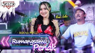 RUMANGSAMU PENAK - Yeni Inka ft Ageng Music (Official Live Music)