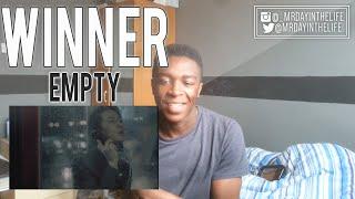 WINNER - EMPTY [공허해] MV REACTION | KPDAYO