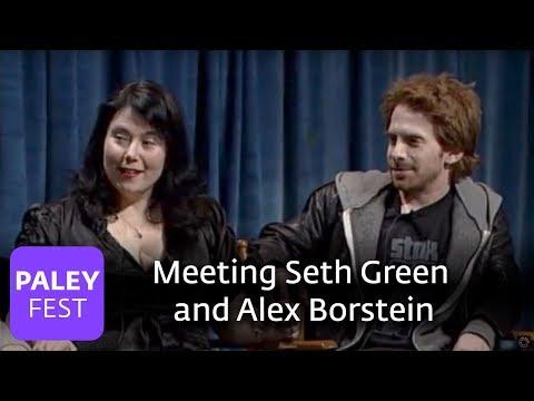 Seth MacFarlane and Friends - How Seth Green & Alex Borstein Met Seth