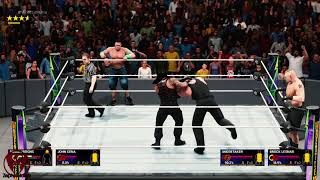 WWE 2K19   PC Gameplay   1080p HD   Max Settings