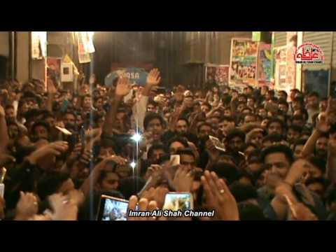 Hussaini Al Fukra Sain Rehman Faqeer Hyderabad 18 Jaith 2017 Part 1/2 at Pando Street Lahore