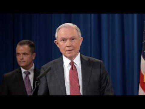 Justice Department gives aid to 12 cities for crime fighting help