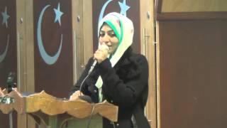 Javeria Saleem - tajdar e haram ho nigah e karam thumbnail