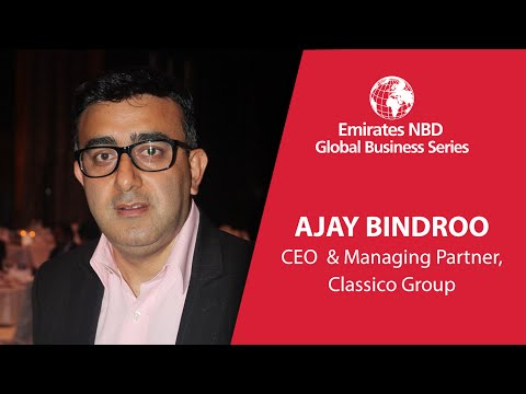 Up Close & Personal with Ajay Bindroo