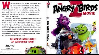 The Angry Birds movie 2, -The Junior Novel, (Chapter 2.).