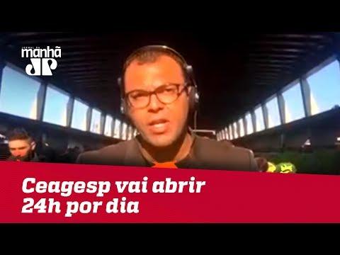 Ceagesp Vai Abrir 24h Por Dia Para Recuperar Estoques