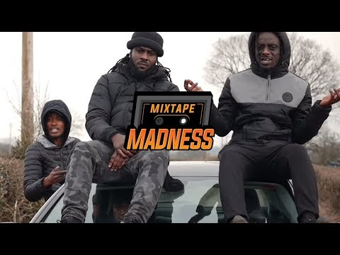 (HBE) 2Dark x Pocketz - Put in Work (Music Video) | @MixtapeMadness