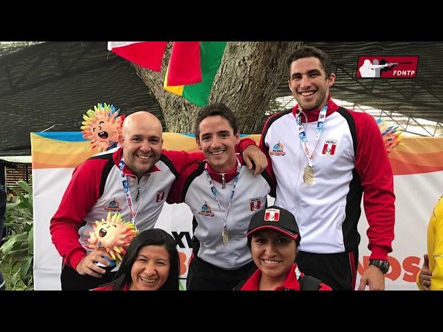 Peruano Alessandro De Souza sigue imparable en Fosa Olímpica