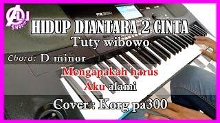 Download lagu HIDUP DIANTARA DUA CINTA - Tuty Wibowo - Karaoke Dangdut Korg Pa300