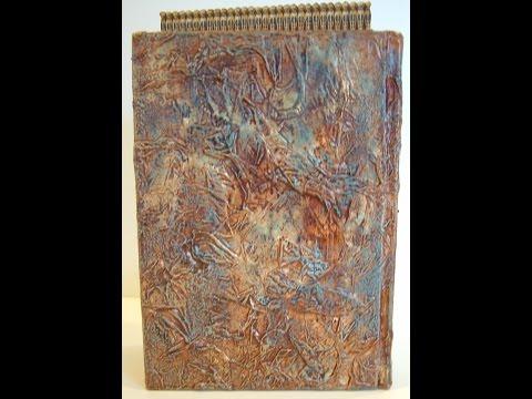 Tissue Paper Texture Technique Tutorial