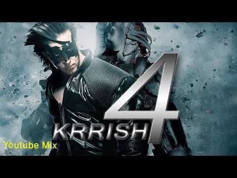 KRRISH 4 - Official Theatrical Trailer !...