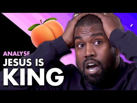 QUI PEUT SAUVER KANYE WEST ? (Analyse Jesus Is King)