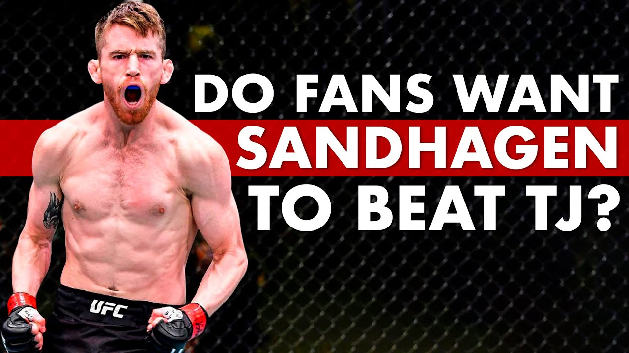 """Why Cory Sandhagen Feels Fans Hope He Will """"Knock The Sh*t"""" Out Of """"Gross"""" T.J. Dillashaw"""