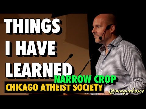 Street Epistemology: Things I Have Learned | Chicago Atheist Society