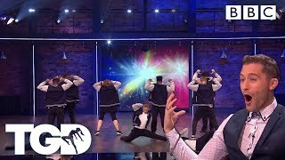 Autism with Attitude show that there's no barriers when it comes to dance | The Greatest Dancer