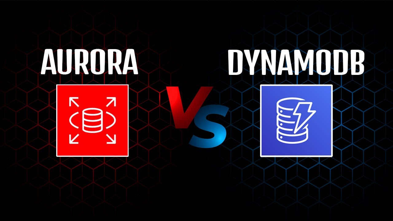 RDS Aurora VS DynamoDB - Which Is Right For Your Project? (with an Example!)