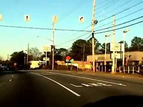 DRIVING AROUND ATLANTA, GA AND SURROUNDING CITIES