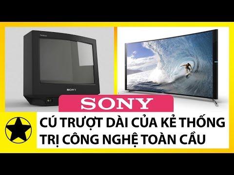 Sony – Cú Trượt Dài Của 'Kẻ Từng Thống Trị' Công Nghệ Toàn Cầu