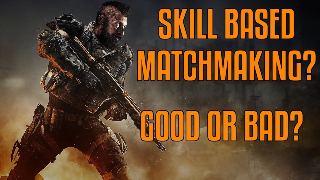 does bo4 have skill based matchmaking