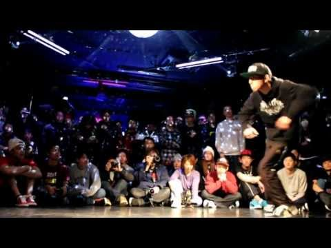 VIBE OUT Vol.1 TOP16  Mighty Zulu Kingz(Floor phantom & ANIJA)  vs ARIYA(SAKA-D & RYU1)
