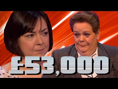The Governess Gets Thrashed in a Huge £53,000 Battle! | The Chase