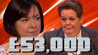 The Governess Gets Thrashed in a Huge £53,000 Battle!   The Chase
