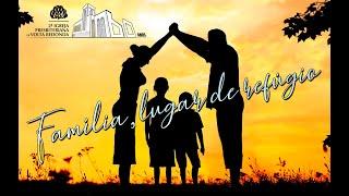 Família, lugar de refúgio! Live do Culto da Noite 17/05/2020