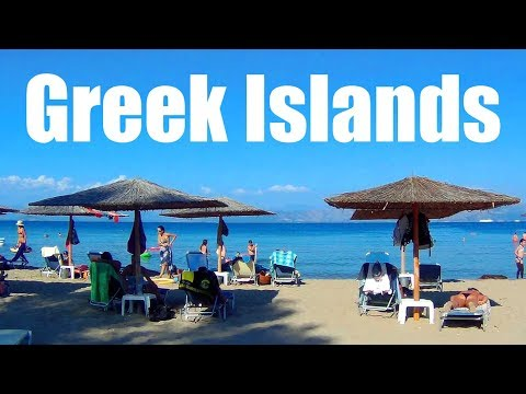 How Expensive is Traveling in GREECE? One Day on a Greek Island