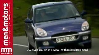 2002 Daihatsu Sirion Review - With Richard Hammond