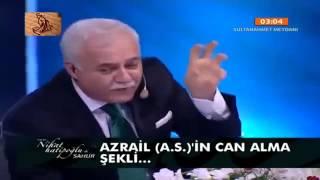 Nihat Hatipoglu   Sahur   Resulullah'in Cebrail A S ile Yolculugu 14 07 2013 1